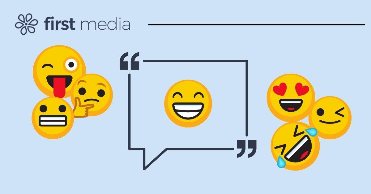 6 Tips for Using Emojis in Social Media Marketing