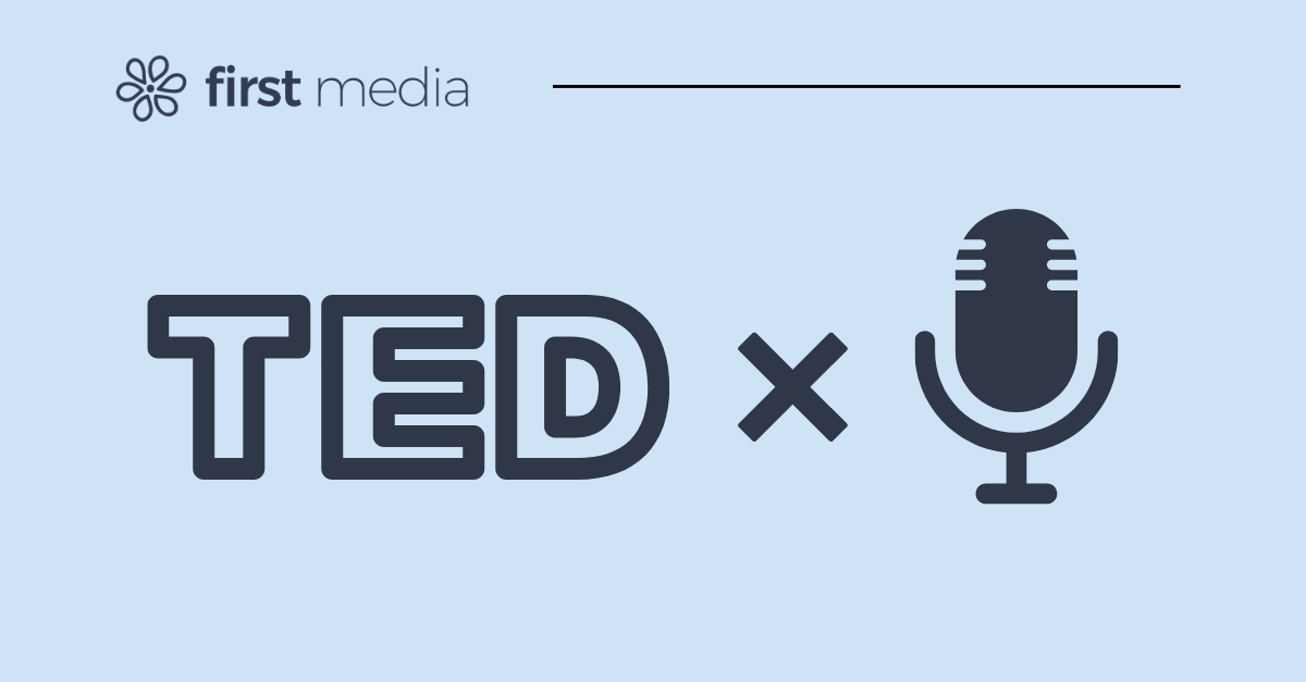 6 TED Talks / Podcasts to Help You with Social Media